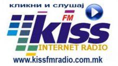 Kiss FM Radio Kumanovo